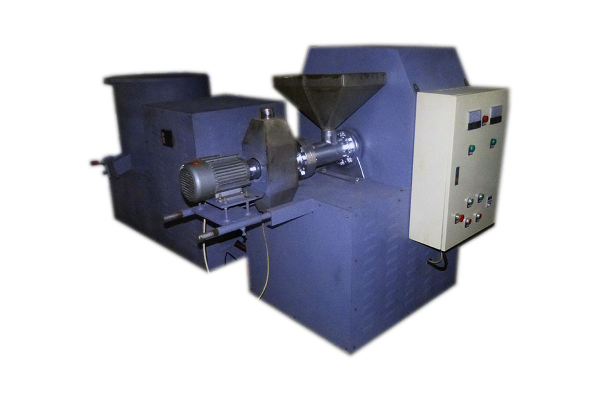dickem extruder machine fish feed production nigeria